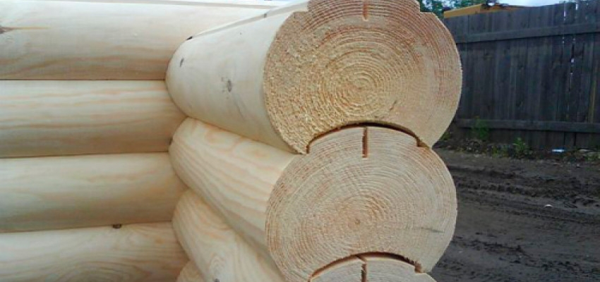 Виды материалов стен для срубов их отличие и преимущества