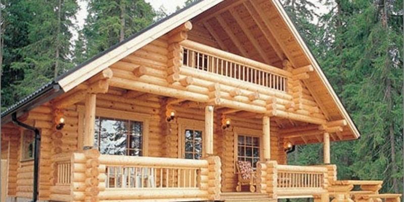 Деревянные дома — мечта, которая обернётся явью