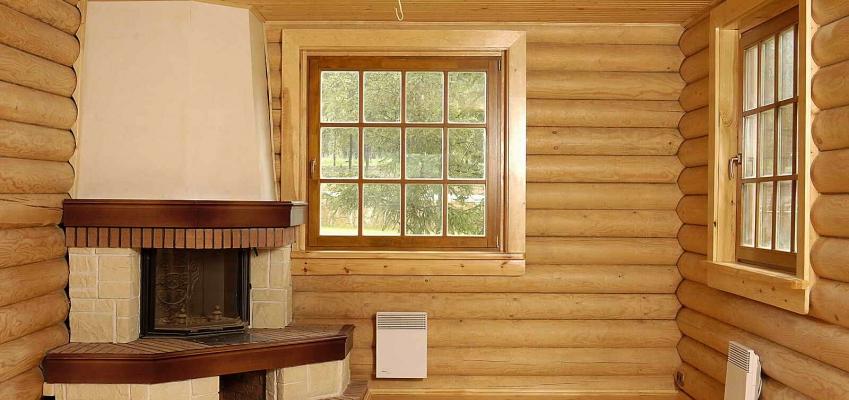 Деревянный дом может продлить вам жизнь
