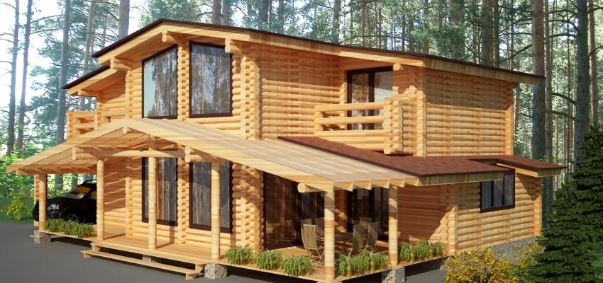 В чем приемущества деревянных домов перед каменными