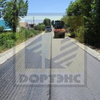 Анапский район, ст.Гостагаевская. Строительство автомобильной дороги
